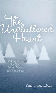 cover image for uncluttered heart